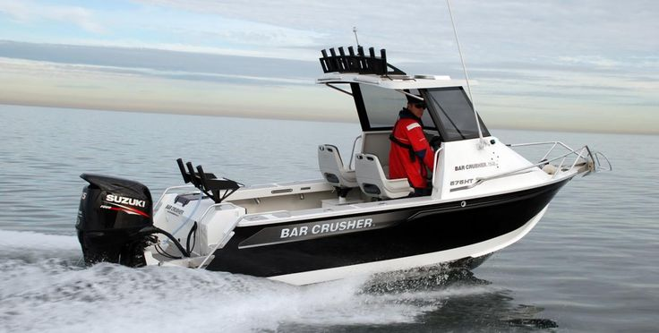 575HT | HT Models | Hard Top Series | Bar Crusher Boats - Aluminium Boats and Fishing Boats for Sale