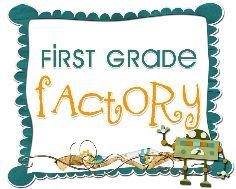 First Grade FactoryGrade Factories, Grade Blog, Teaching Blog, Teachers Ideas, Grade Teaching, 1St Grades, Grade Teachers, First Grade, Teachers Blog
