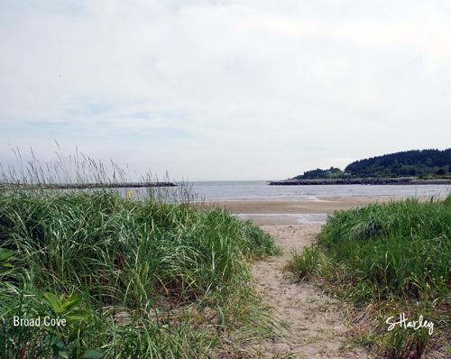 Broad Cove Beach, Nova Scotia