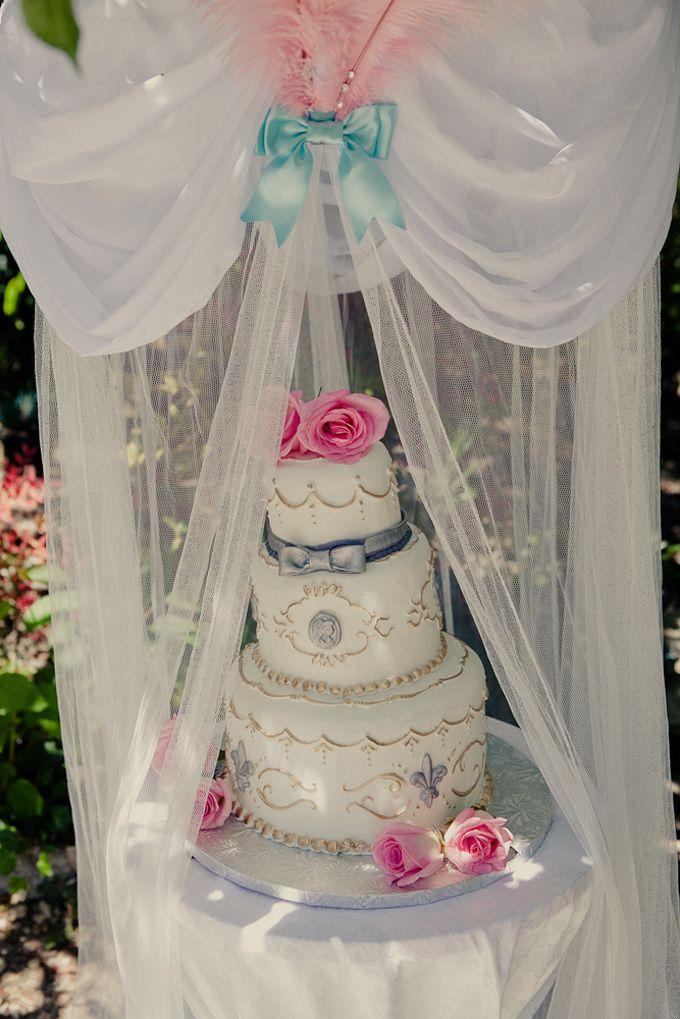 marie antoinette bridal shower cake. Black Bedroom Furniture Sets. Home Design Ideas