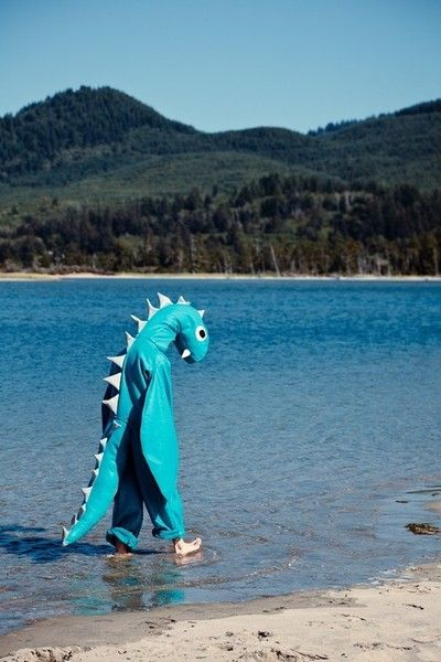 .: Halloween Costumes, Stuff, Monsters Costumes, Funny Commercial, Loch Ness Monsters, Lakes, Dragon, Loch Ness, Sea Monsters
