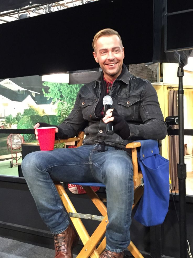 Chatting With Joey Lawrence About Melissa & Joey! #ABCFamilyEvent — The Queen of Swag!