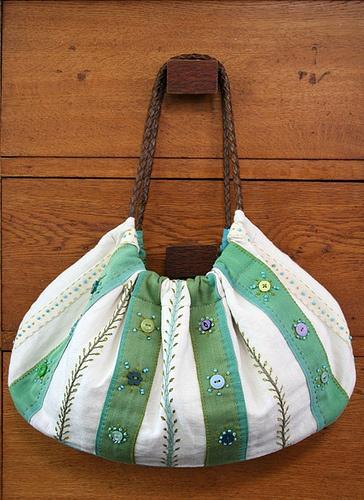 Kalahari bag   LOVE the detail!!