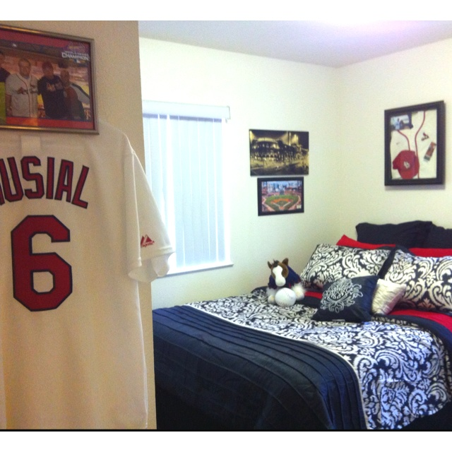 St Louis Cardinals Room
