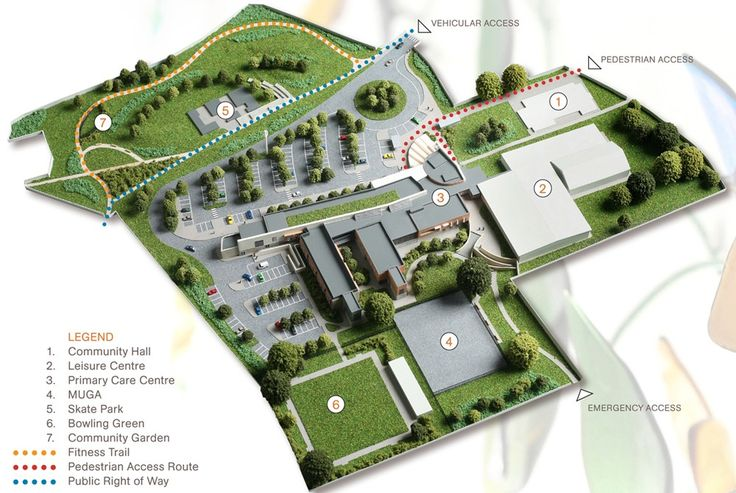 Sample Site Plan Presentation Delineation Pinterest Site Plans And Urban Planning