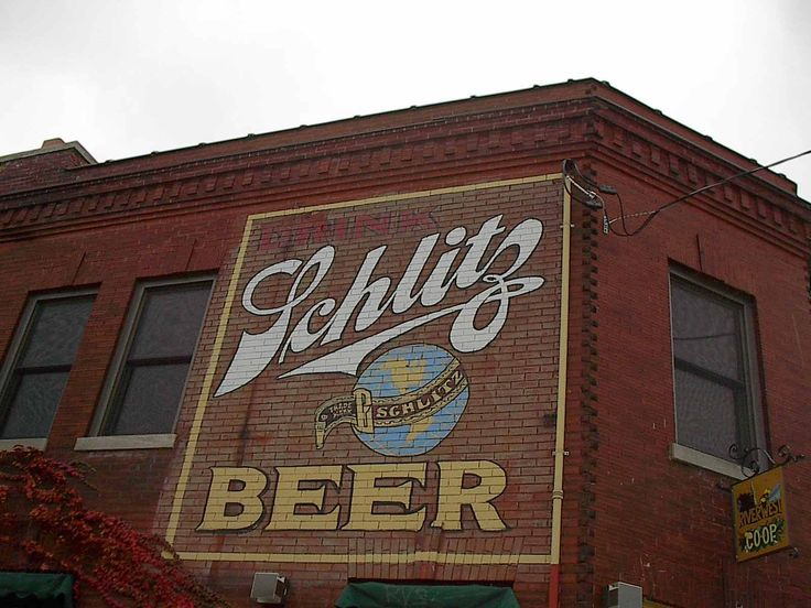 ghost signs colorado | ... on the production of Ghost Signs from the USA Museum of Beer Brewing