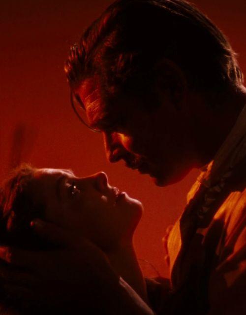 """Beijo em Hollywood: """"Gone with the wind"""" (E o vento levou, 1939). Veja também…"""