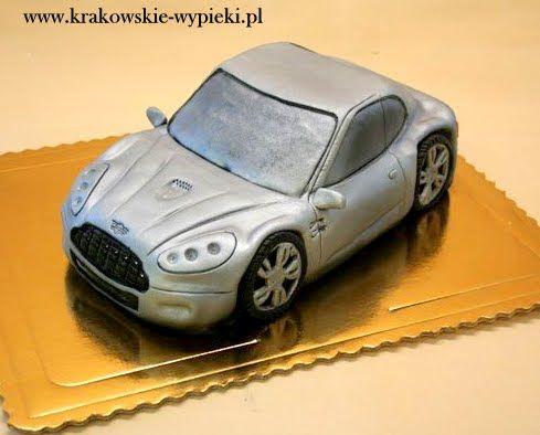 Tort Auto z Cukierni Krakowskie Wypieki