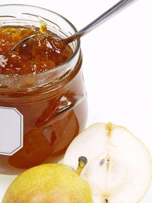 Hrušková marmeláda
