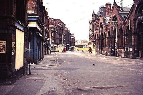 High St, Manchester, 1974