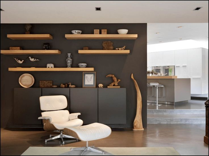 Interior: Open Shelving Ideas Defeat And To Divide Your Space ...