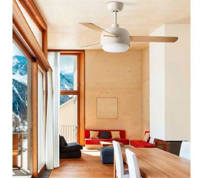 Klar ventilatore  - Leds C4 Illuminazione - Soffitto - Progetti in Luce