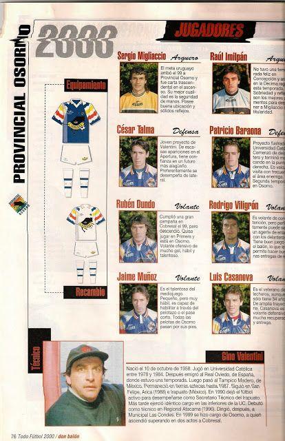 Todos Toros!!: Todo Futbol Don Balon 1993 a 2000