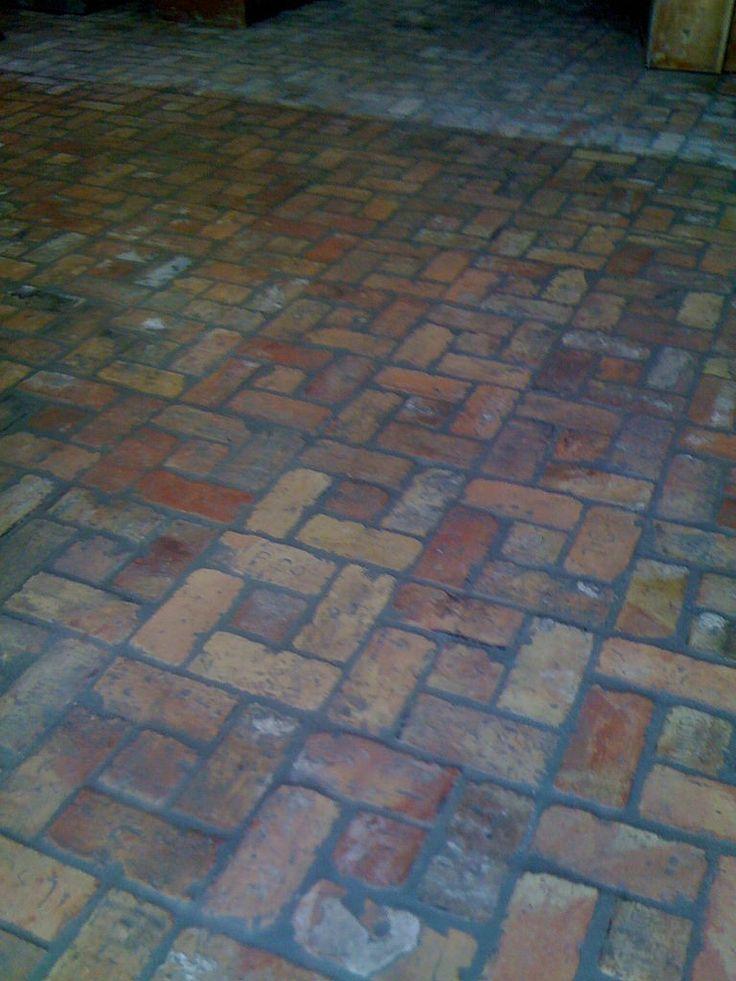 Old Chicago Flooring Bricks & Flooring Brick Tiles For Sale.