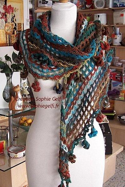 crochet love this shawl