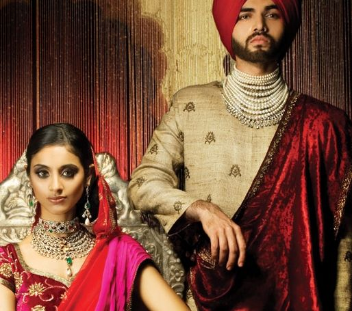The Accessorized Bride:  Art Karat Presents the Maharaja Collection