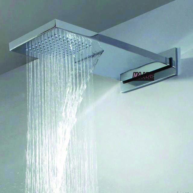 11 Perfect Shower Heads For Your Master Bathroom Rain Shower
