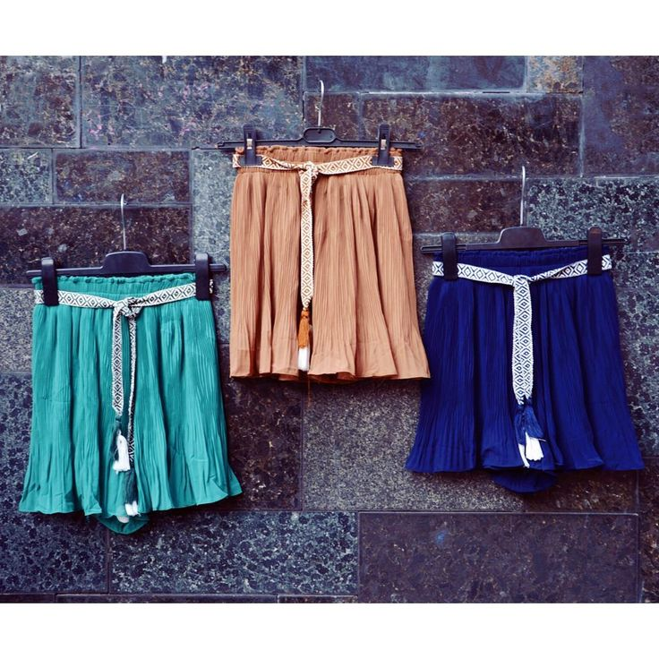 Pleated pleasures with cute boho style shorts for women  #szputnyikshop #budapest #szputnyik