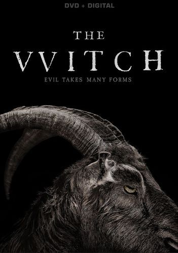 The Witch [DVD] [2015]