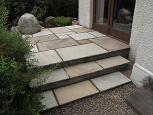22 best stamped concrete patio ideas images on pinterest | stamped ... - Patio Step Ideas