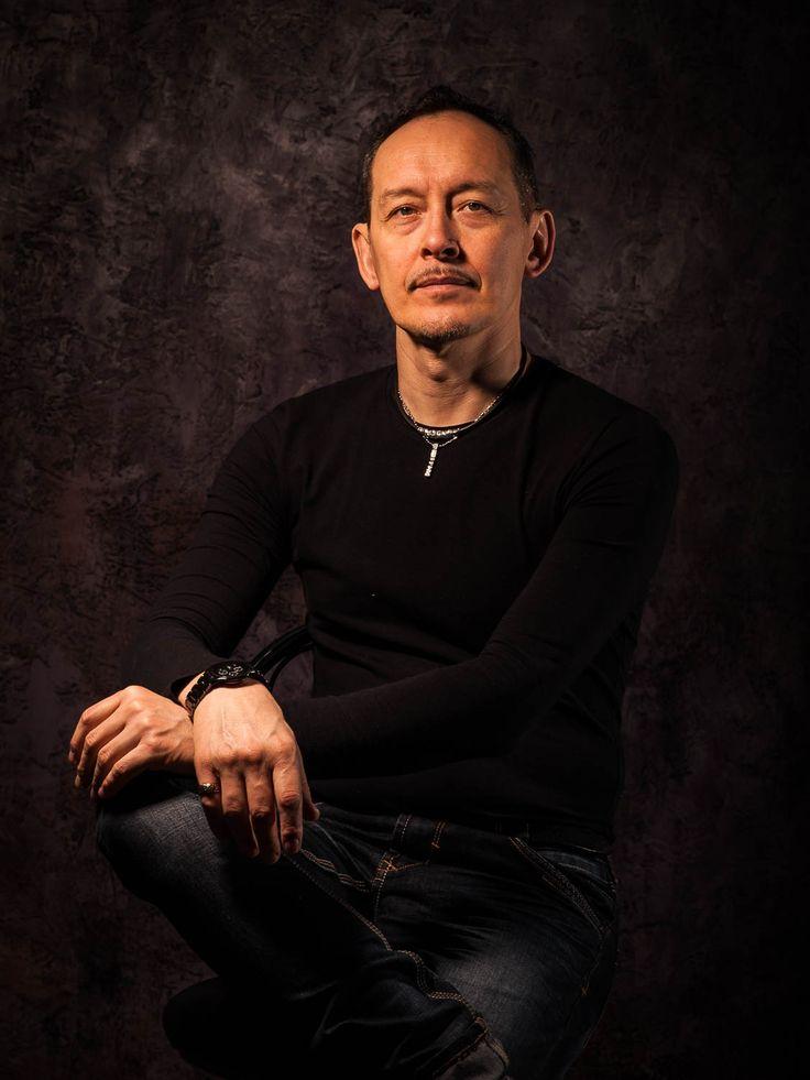 Portrait by Mikhail Mashikhin on 500px