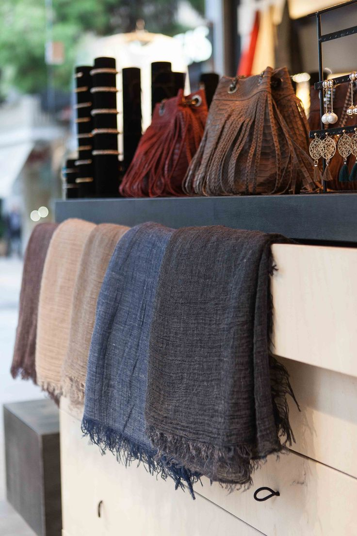 scarves by #braccialetticoncepts