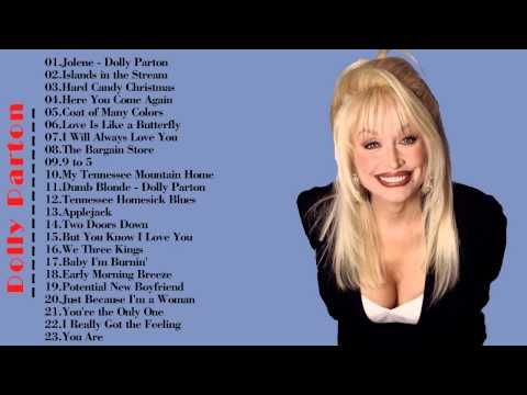 Dolly Parton Collection | Dolly Parton Greatest Hits HD\VD - YouTube