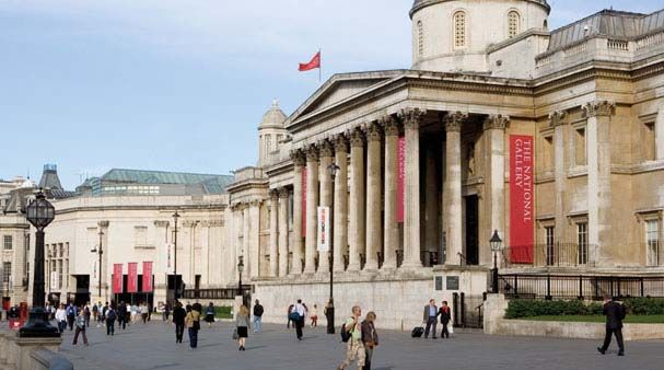 National Gallery London - Free audio guide with London Pass