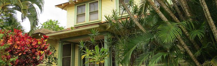 Maui Hotels | Maui Lodging | Maui Bed and Breakfast - Kuau Inn Paia