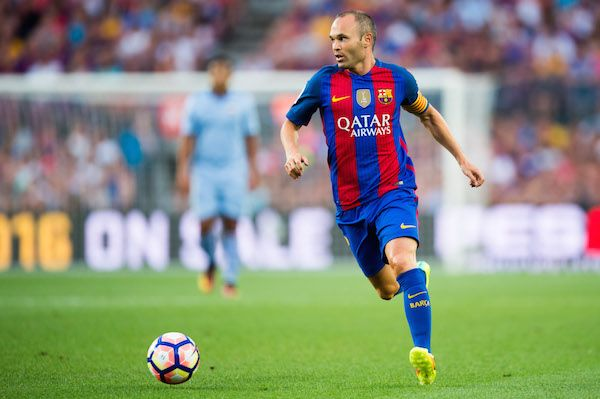 Andres Iniesta, Barcelona midfielder said he is waiting for an appointment with…