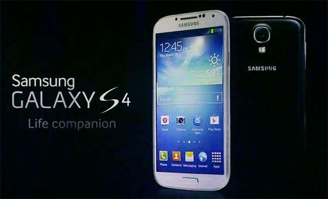 13.03.14 Galaxy S4 Samsung Galaxy S4, aparece una nueva variante del terminal