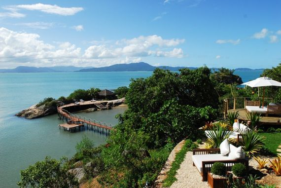 Ponta dos Ganchos Nr Florianopolis, The Sexiest Private Island Escape in Brazil