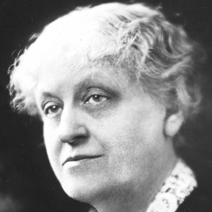 Biography.com tells you about Carrie Chapman Catt. She served as president of the National American Woman Suffrage Association and helped pass the 19th amendment.