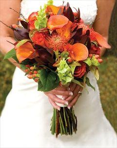 FlowersBridal Bouquets, Fall Wedding Bouquets, Fall Bouquets, Calla Lilies, Wedding Ideas, Autumn Wedding, Fall Weddings, Fall Wedding Flower, Fall Flower