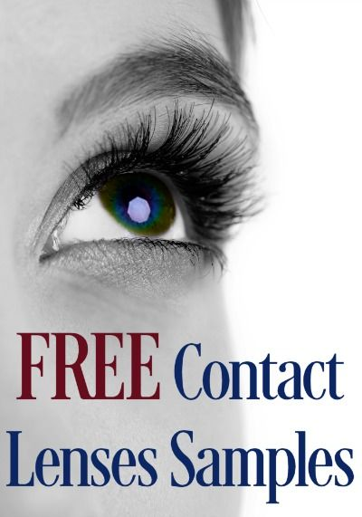 Contact Lenses: Free Samples and Savings - Here are tips on how to save money on contact lenses and even get free contact lenses!