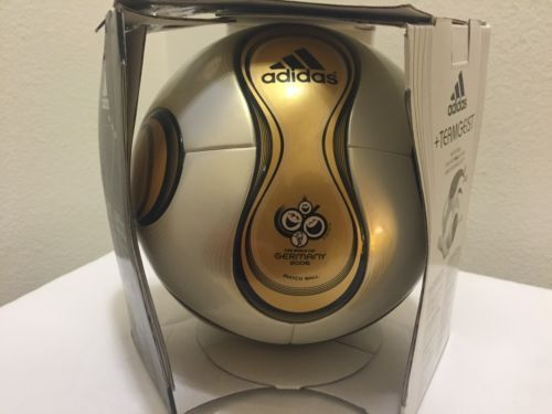 #Adidas fifa world cup #teamgeist germany soccer final #match ball 2006 sz 5,  View more on the LINK: 	http://www.zeppy.io/product/gb/2/172072839725/