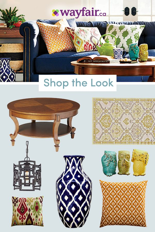 Sign up for access to exclusive sales, all at up to 70% OFF! We took the guessing out of home decorating. Get inspired by these unique home styles, and then shop the look! These one-of-a-kind pieces add sophisticated style to any space, whether you're in your first apartment or your dream home. To top it off, we're offering FREE shipping on all orders over $75.