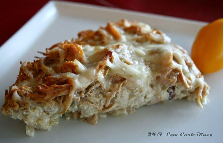 24/7 Low Carb Diner: Angel Fire Chicken Casserole