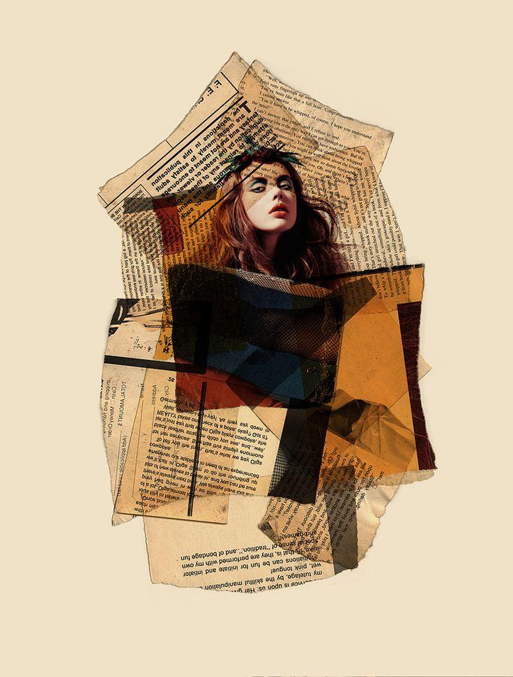 https://flic.kr/p/9iRYVE | Dead | or Variations on the Symbol of Lilith Model: Frida Gustavsson / Photographer: Annika Aschberg