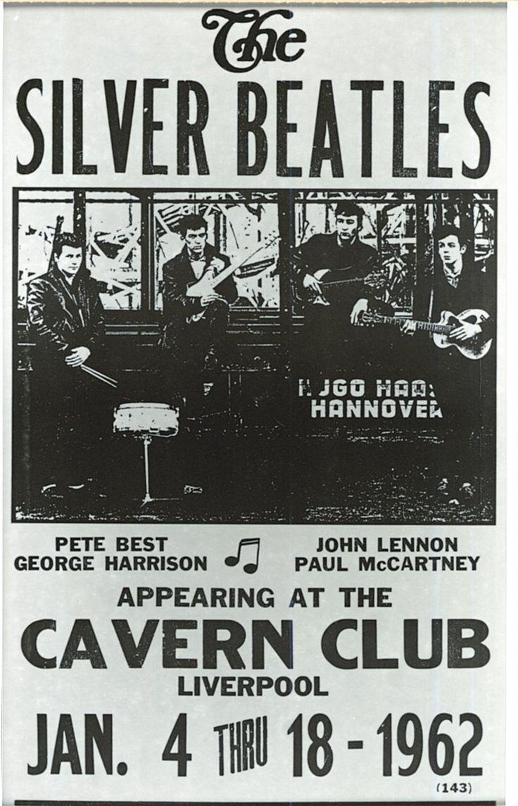 beatlebob64: Poster 1962