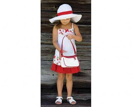 Шляпа для девочки (Gulliver, 11402GMC7002)