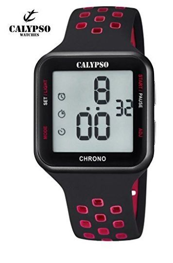 ¡Chollo! Reloj Calypso K5748/5 de la colección color RUN por 14.45 euros.