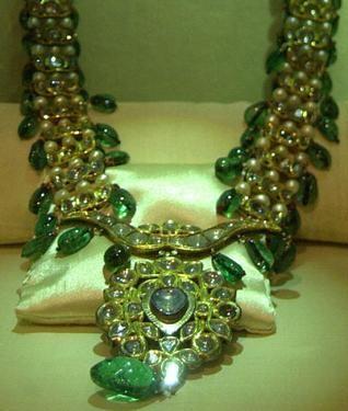 Hyderabad Nizam jewels