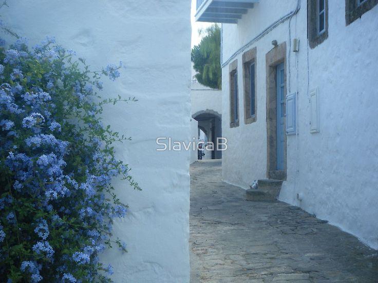 Patmos Island Street