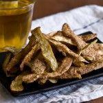 Anti-voedselverspilling tip: zelf chips van aardappelschillen maken - hetkanWel.nl