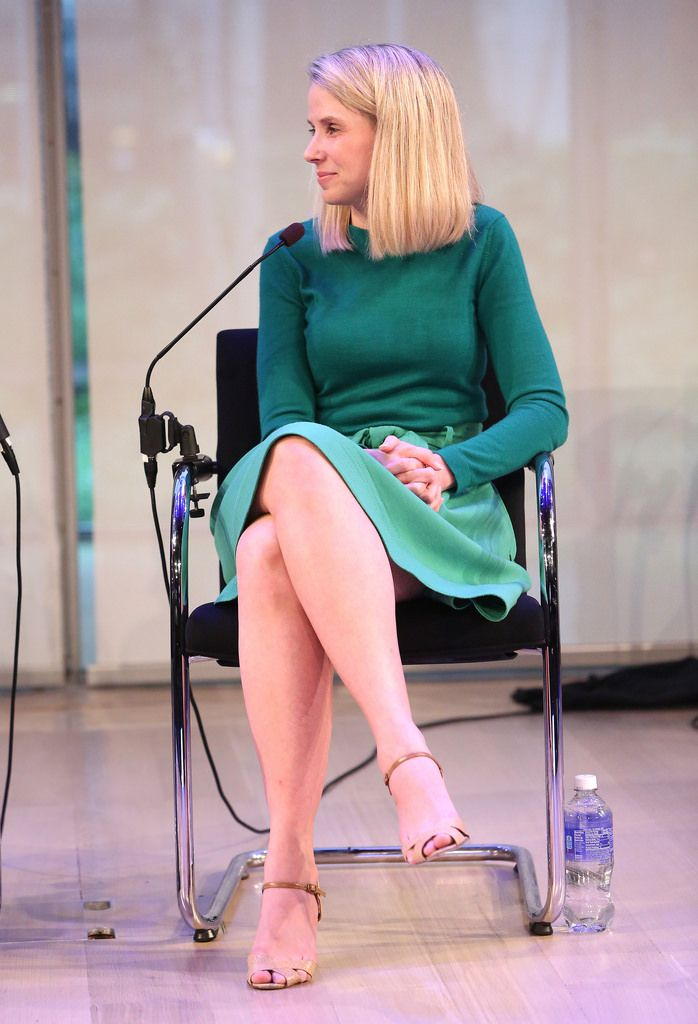 #AWXI Advertising Week: Marissa Mayer speaks onstage at A Conversation with Marissa Mayer