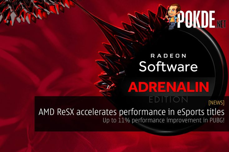 AMD fine wine is in action again, with AMD optimizing performance via Project ReSX to deliver a better experience for eSports gamers gaming on Radeon GPUs.   Share this:   Facebook Twitter Google Tumblr LinkedIn Reddit Pinterest Pocket WhatsApp Telegram Skype Email Print