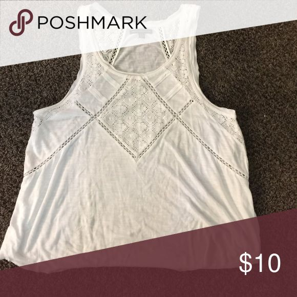 American Eagle tang top Gently used tang top American Eagle Outfitters Tops Tank Tops