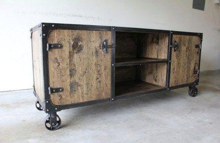 Cool Industrial Furniture Idea (46)