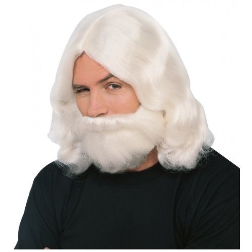 Zeus Wig And Beard 50